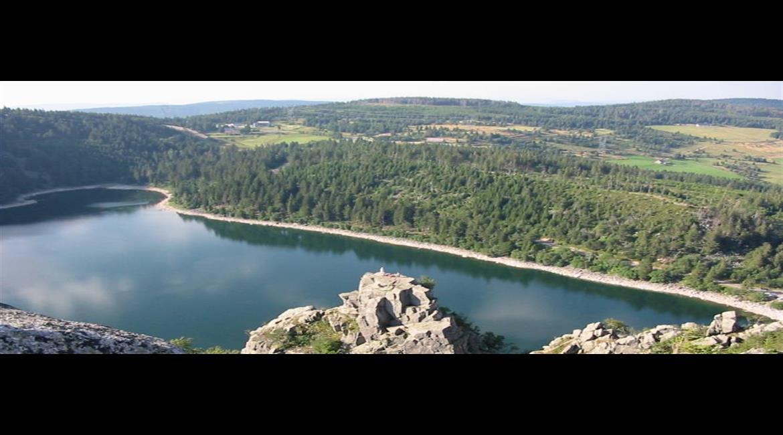 ALSACE : Trois lacs vosgiens en une seule journée de randonnée !